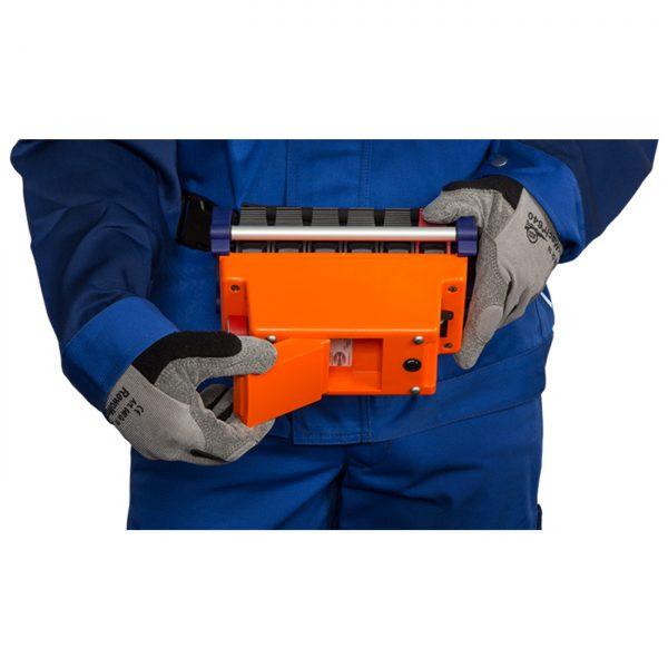 Control Linus 6 Cambio de bateria
