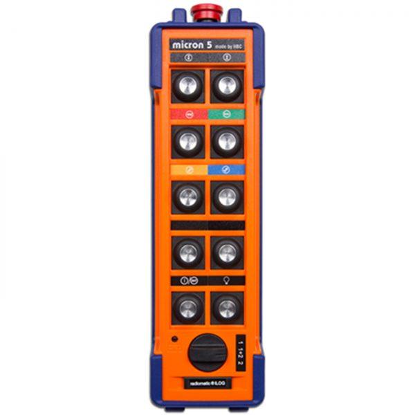 Control Micron 5 Frontal