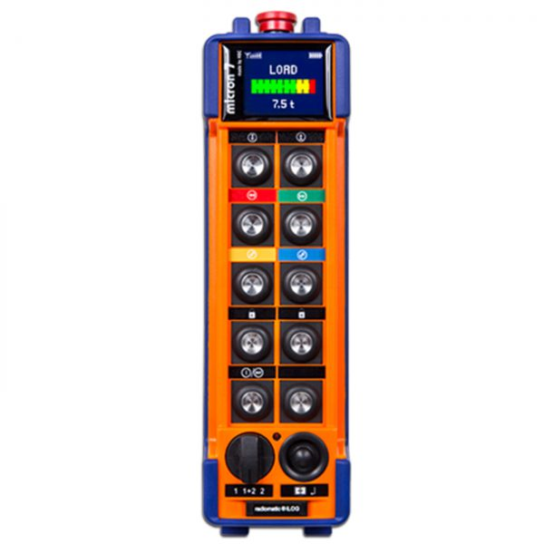 Control Micron 7 Frontal