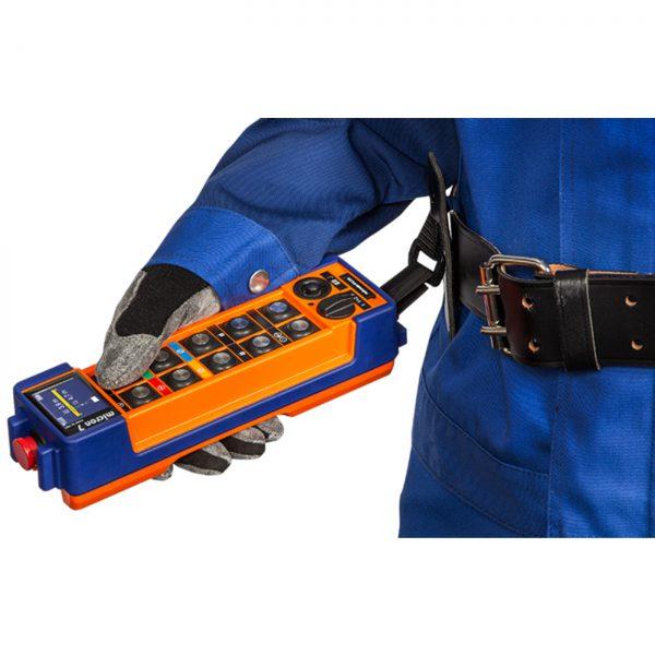 Control Micron 7 cinturon