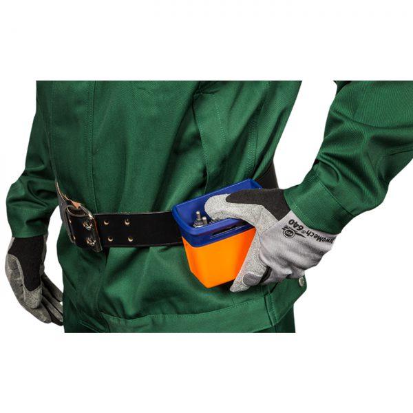 Control Patrol S cinturon
