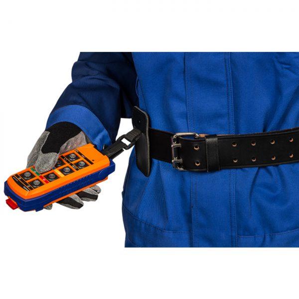 Control Quadrix cinturon